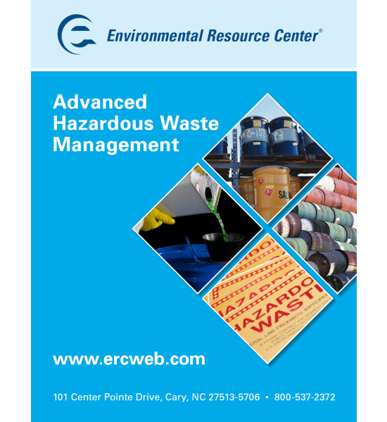 ERC - Hazardous Waste Management