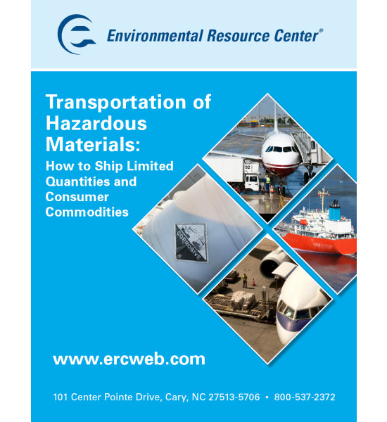 ERC - Transportation of Hazardous Materials
