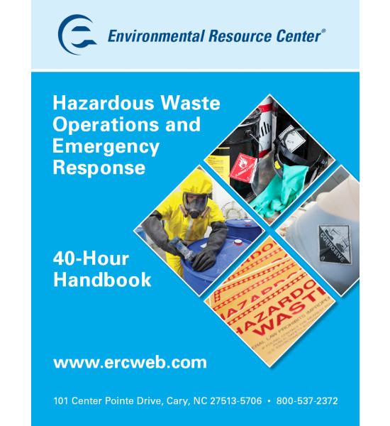 ERC - Hazardous Waste Operation Manual