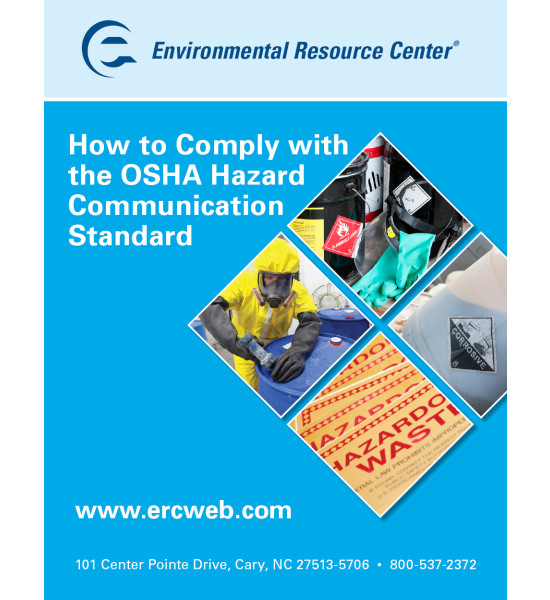 ERC - OSHA Hazard Communication Handbook