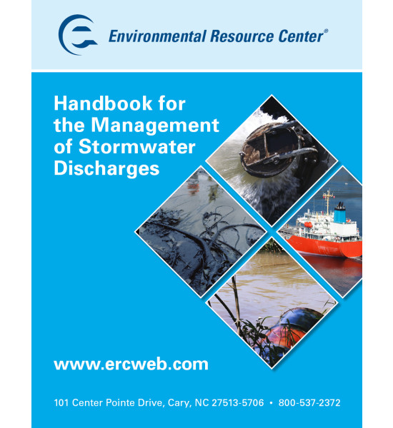 ERC - Handbook Management Stormwater Discharge