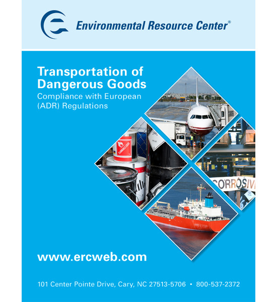 ERC - Transportation of Dangerous Goods