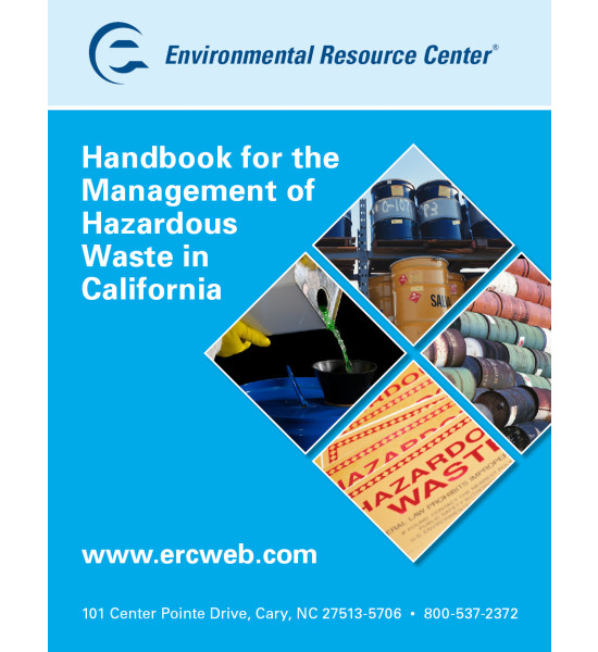 ERC - Handbook Waste Management in California