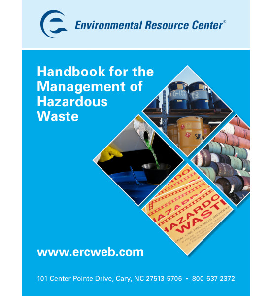 ERC - Management of Hazardous Waste