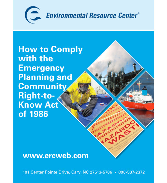 ERC - Comply Emergency Planning